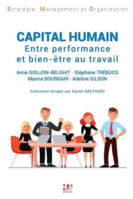 Capital humain - Entre performance et bien-être au travail