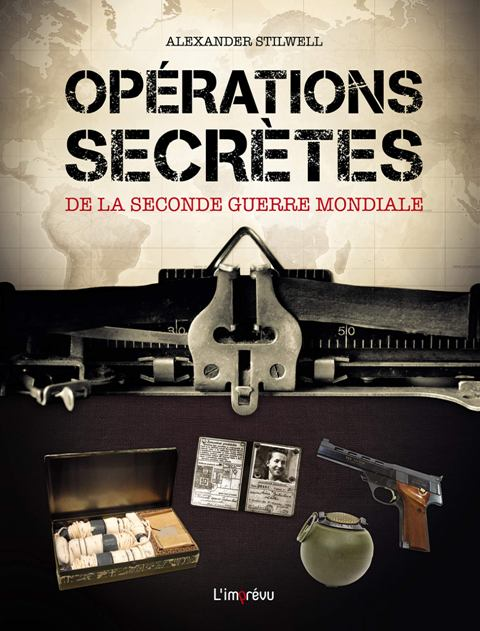 Opérations secrètes de la Seconde Guerre mondiale