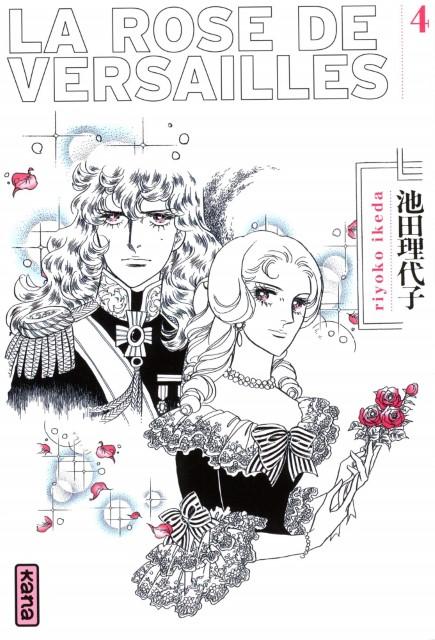 La Rose de Versailles Tome 4