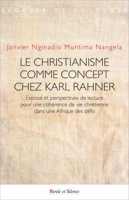 NGINADIO MUNTIMA NANGELA-Le christianisme comme concept chez Kar