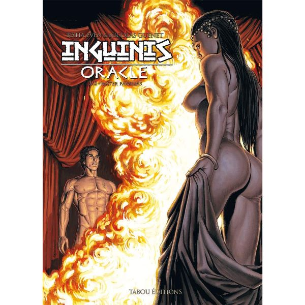 Inguinis Oracle Tome 2