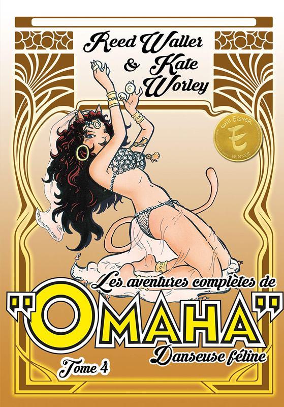 Omaha, danseuse féline Tome 4