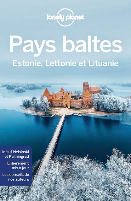 Pays baltes - Estonie, Lettonie et Lituanie 4ed