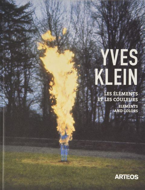 Yves Klein - Les éléments et les couleurs